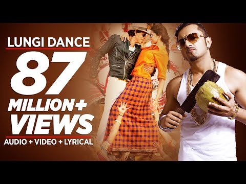 Xxx Mp4 Lungi Dance The Thalaiva Tribute Official Full Song Honey Singh Shahrukh Khan Deepika Padukone 3gp Sex