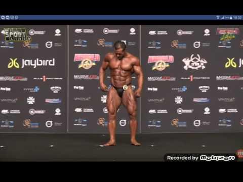 Kathi Béla szabadpóza Full HD Arnold Classic Australia