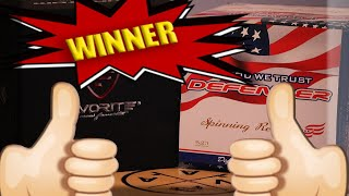 Who Won The GIVEAWAY? | 2 Free FISHING REELS!!!