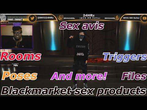 IMVU BM sex products