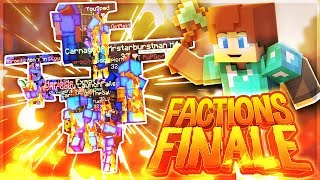 WE JUMPED IN A DERP IN FULL GOD... (FACTIONS FINALE) | Cosmic Pvp | #10