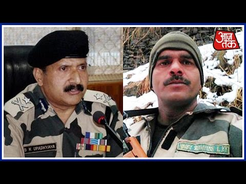 Jawan In Viral Video Was Court-Martialed In 2010: IG BSF