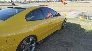 V8 Supercars Qld Raceway 2016