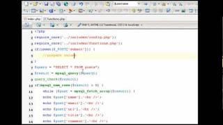 برمجة سكربت دفتر زوار باستخدام PHP - MySQL - XHTML - CSS - Java Script ج4