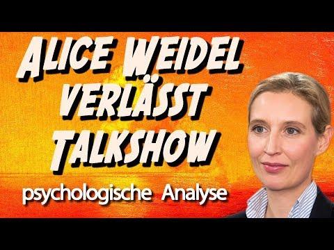 Xxx Mp4 🏃♀️ Alice Weidel Verlässt Talkshow • Psychologische Analyse Wirkung Konfrontation Stress 3gp Sex