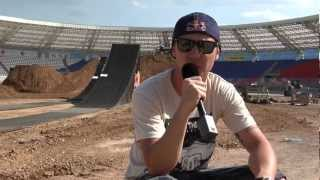 Biggest FIM Freestyle Track in History introduced by Aleksey