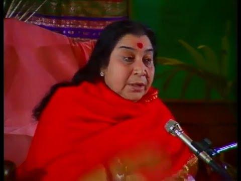 1985-0804 Shri Ganesha Puja Talk, The Importance of Chastity, Brighton, England, CC, DP