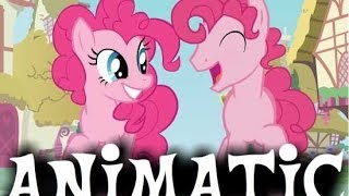 Pinkie Pie & Bubble Berry - Smile Song Duet [Animatic]