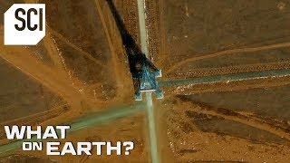 An Eiffel Tower Replica in the Gobi Desert? | What on Earth?