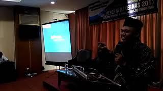 RAKERNAS JPRMI 2017 - Pembukaan oleh Ust Otong Dewan Pendiri JPRMI