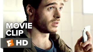Bastille Day Movie CLIP - Interrogation (2016) - Idris Elba, Richard Madden Movie HD