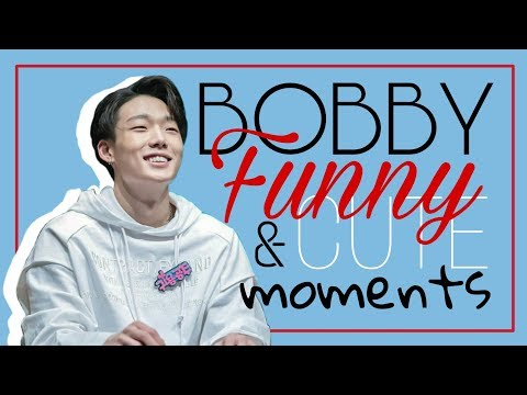 Bobby Funny and Cute Moments