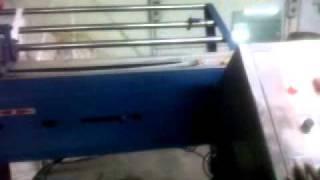 auto tape winding machine for dyeing machine bobbins.3GP