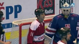 SVK CAN 10 jun 2017 ms hokejbal finale 2 tretina