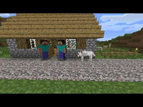 Minecraft - Bad Dog!