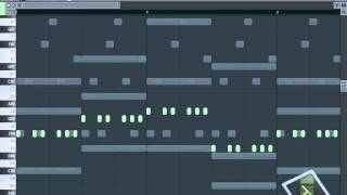 Fl studio Jack Holiday & Mike Candys -- The Riddle Anthem (Kevin Brandery remake)