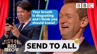 Send To All with Alexander Armstrong - Michael McIntyre's Big Show: Series 2 Episode 2 - BBC One