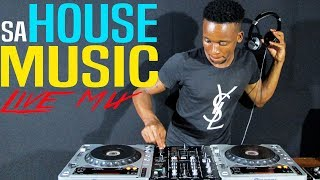 SOUTH AFRICAN HOUSE LIVE MIX 28 SEPTEMBER 2018 BY ROMEO MAKOTA