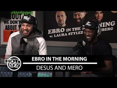 Xxx Mp4 Desus Mero Speak On Trolling Ebro Working For Porn Their Come Up 3gp Sex