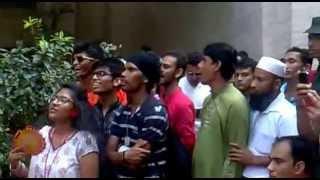 pohela boishak 1422 at NSU