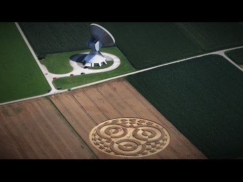 Crop Circles mysterious patterns