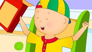 Funny Animated cartoons Kid | Caillou at the Market | WATCH ONLINE | Cartoon for Children