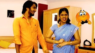 Husband & Wife Comedy | Marathi Latest Comedy Jokes
