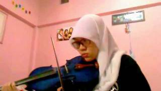 [Violin Cover] Rossa ft. Pasha(Ungu) - Terlanjur Cinta