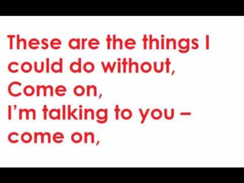 James Corden & Dizzee Rascal- Shout Lyrics