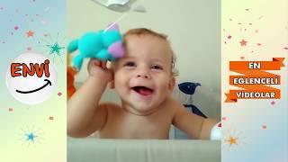 Bebeklerin En Komik Kazaları | Ocak 👶 Komik Bebekler 2018