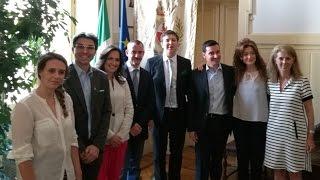 VaresePress info Gallarate presentazione della Giunta