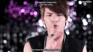 Teen Top - No More Perfume On You MV Eng Sub & Romanization Lyrics