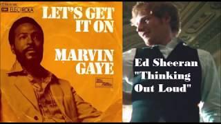 Ed Sheeran Sued For Marvin Gaye Let