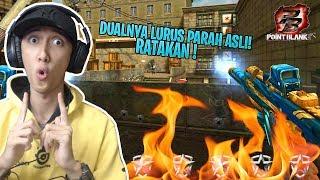 DUAL KRISS PERDAM RATAKAN DOWNTOWN! 9-0 KILL BANYAK! - Point Blank Zepetto Indonesia