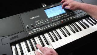 Korg Pa600 Video Manual -- Part 2: Sounds