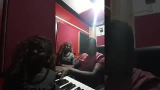 NIKUMBUSHE-BAHATI FT RAYVANNY [COVER SONG]  BY PRINCESS LEO