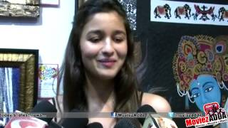 Alia Bhatt's Funny Tamil Dialogue - CHECK OUT