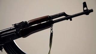 How to Assemble an AK-47 | Gun Guide