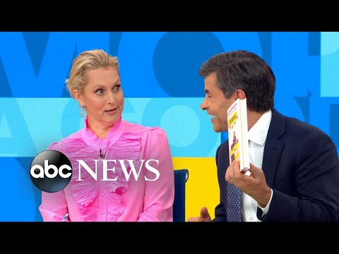 Xxx Mp4 Ali Wentworth Shares The Secret To Her 16 Year Marriage To George Stephanopoulos 3gp Sex