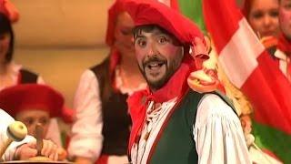 Chirigota. Lo Siento Patxi, No todo el mundo puede ser de Euskadi FINAL   Carnaval de Cádiz 2014