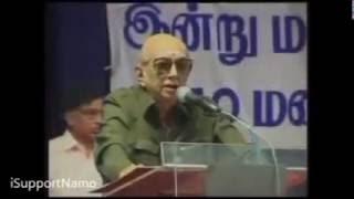 Cho Ramaswamy introduces Narendra Modi as