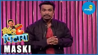 Maski Comedy   Hindi Comedy 2016