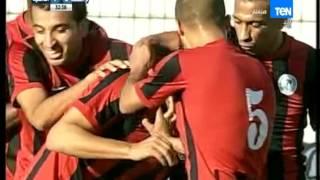 أستاد TEN - عمرو مرعي يسجل الهدف الأول لصالح الداخلية VS غزل المحلة 1-0 من مباريات الدوري الممتاز