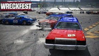 Wreckfest - Episode 17 - Demolition Derby