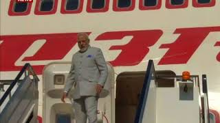 PM Modi leaves for Germany from London on his last leg of three-nation visit
