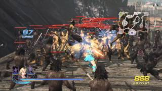 Warriors Orochi 3 Ultimate - Story Mode Mirror Realm 4 - Tail 4