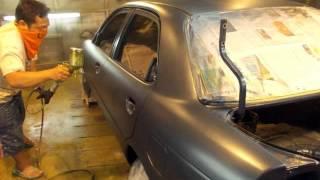 Suzuki Baleno Cat Total Biru