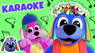 Ring Around The Rosy | Nursery Rhymes Karaoke | Sing Along Songs for Children by Raggs TV
