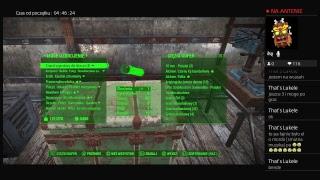 Fallout 4 Ps4 Major Wycisk zwiedza chatę syna