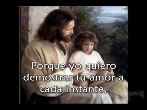 Jesús haz mi carácter